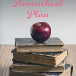 2011-2012 Homeschool Plan (at the moment)