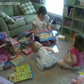 Real Organization – Our Playroom