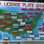 State License Plate Game