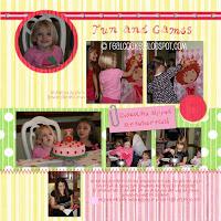 Digital Delights: Strawberry Shortcake Birthday Party – Part 2