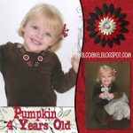 Digital Delights: Pumpkin's 4 Year Portraits
