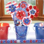 Fourth of July Tablescape