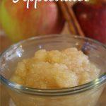 Slow Cooker Applesauce Recipe