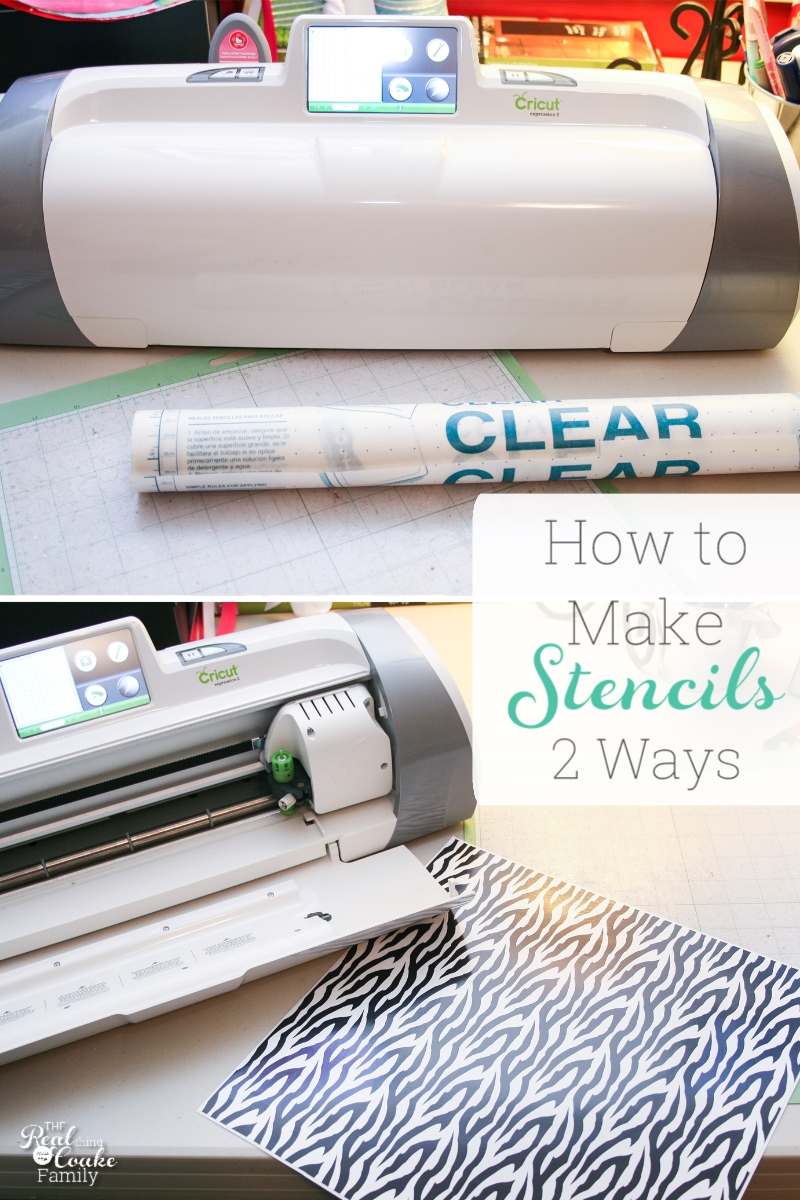 How To Make Your Own Custom Stencils The Easy Way Got My Circuit Personal Electronic Cutter Machine A Year Ago For