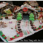 Christmas Activities: Gingerbread House
