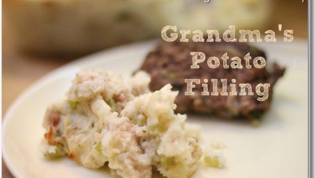 Potato Filling