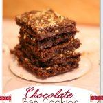 Chocolate Cookies {Recipe}