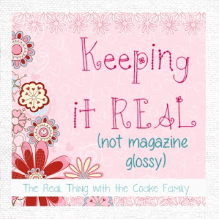 The Real Thing – Keeping it Real – March 2013