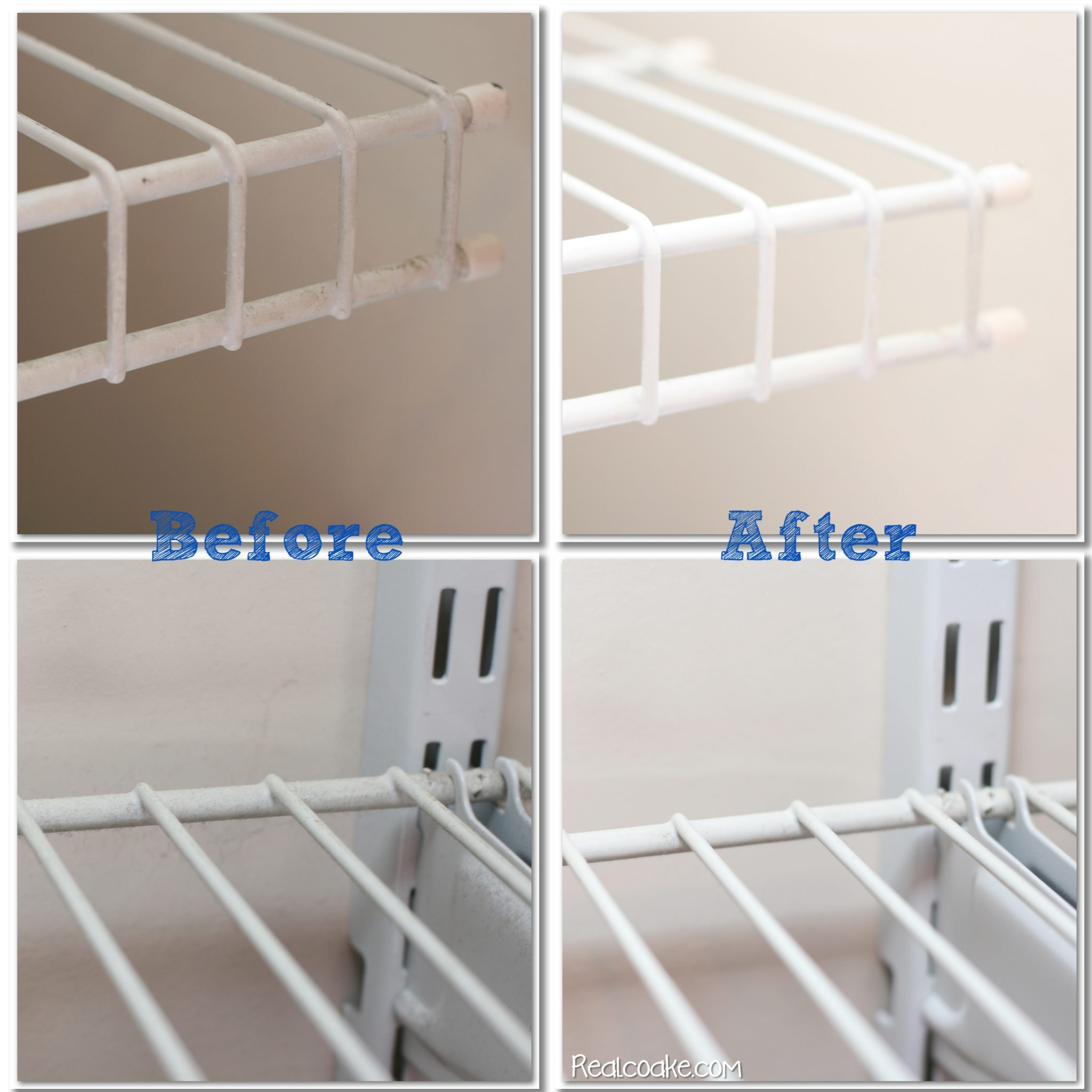 DIY Cleaning Wire Shelves on interior shelves, wood shelves, piping shelves, three shelves, plumbing shelves, concrete shelves, kitchen shelves, frame shelves, radiator shelves, parts shelves, security shelves, drywall shelves, blue shelves, welding shelves,