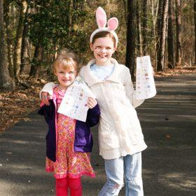 Family Fun ~ Earth Day Activity