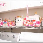 Laundry Room Ideas {Storage & Organization}