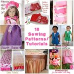 18 Sewing Patterns and Tutorials