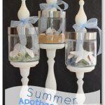 Summer Apothecary Jars