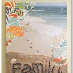 Summer Art a DIY Wall Art with Canvas