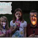 Flashlight Hide & Seek ~ Family Fun