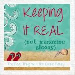 Keeping It Real – August 2013