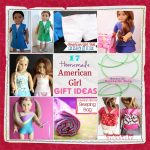 17 American Girl Doll Homemade Gift Ideas