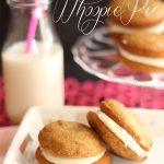 Pumpkin Spice Whoopie Pie