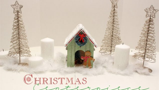 Our Christmas Table Decorations {Christmas Decorating Ideas}
