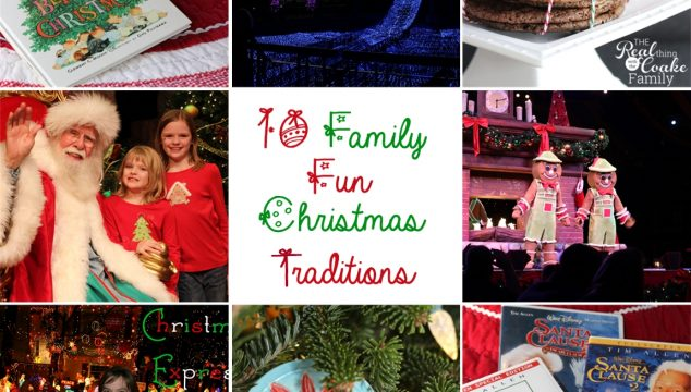 10 Family Fun Christmas Traditions