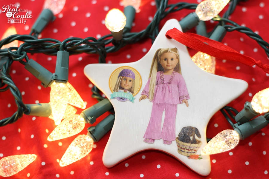 american girl crafts to make homemade christmas ornaments perfect easy and inexpensive craft to make - Christmas Decorations For American Girl Dolls