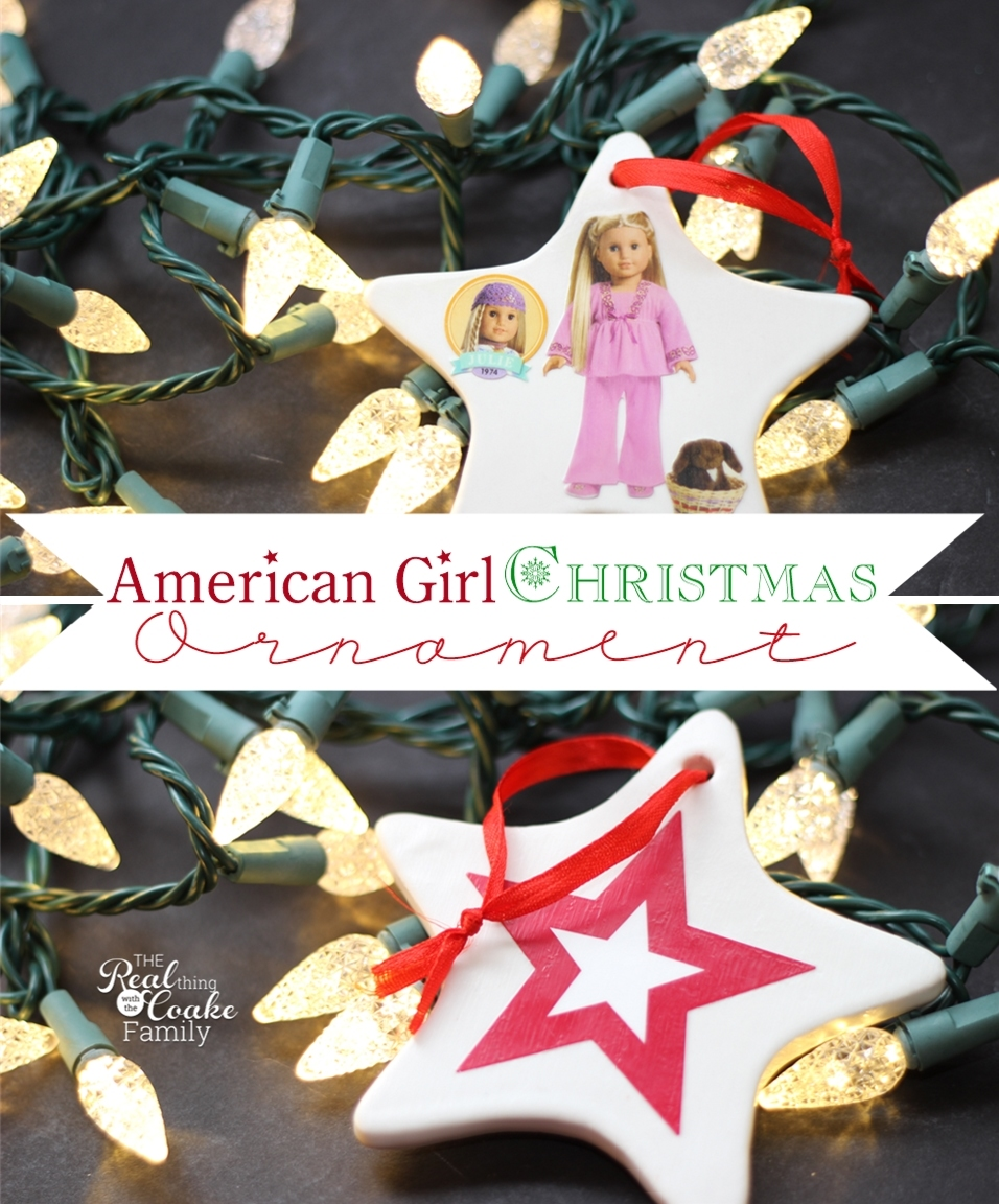 american girl crafts to make homemade christmas ornaments perfect easy and inexpensive craft to make