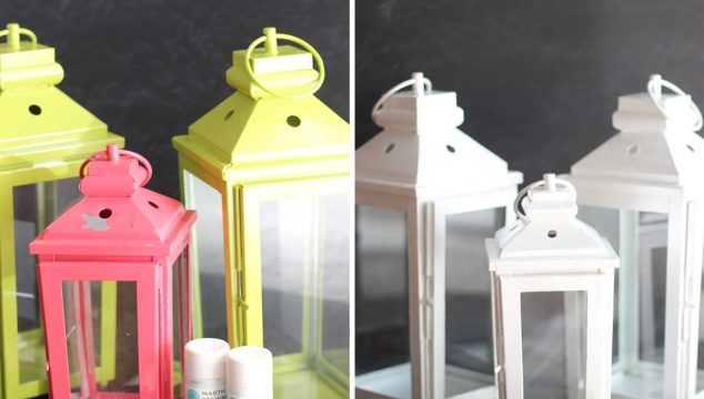 Hurricane Lamps Get a Makeover