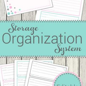 Get Your Garage and Attic Organized with the Storage Organization System