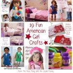 19 Fun American Girl Crafts
