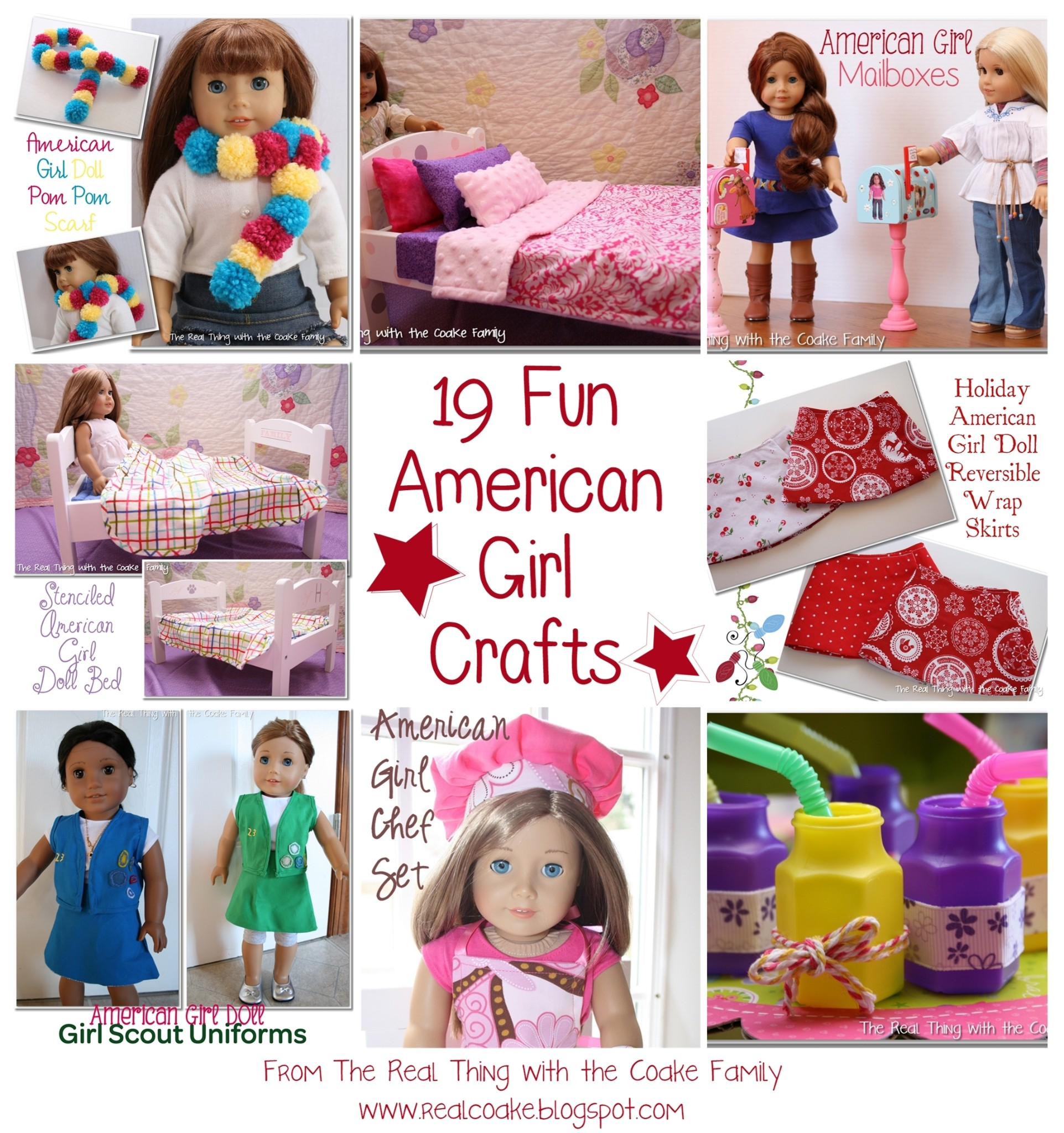 american girl craft ideas 19 american crafts and ideas 3330