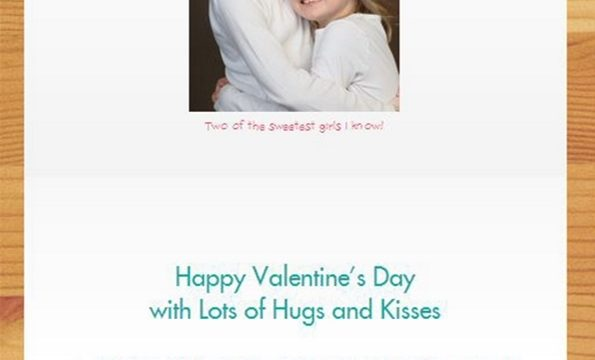 Valentine Cards ~ The Easy Way!
