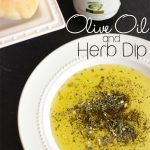Olive Oil and Herb Dip