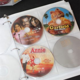 Organizing Tips ~ How to Organize Your Movies