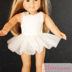 American Girl Doll Clothes Patterns to Make Isabelle's Tutu