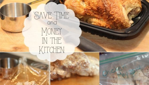Ways to Save Money and Time in the Kitchen