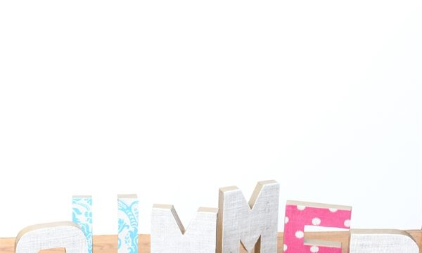 Make a Pretty Summer Statement with DIY Home Decor