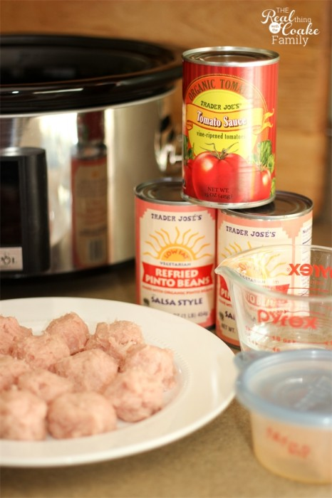 The quick and easy way to cook with ground turkey in the slow cooker. No pre-cooking necessary. Love this! #Turkey #SlowCooker #Tips #Recipe #RealCoake