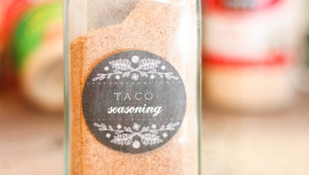 Taco Seasoning Recipe