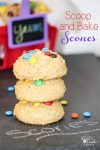 Easy Scoop and Bake Scone Recipe