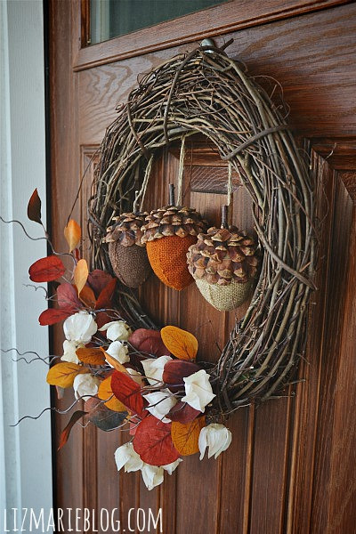 20+ fabulous fall must try ideas! Great ideas from #falldecor to #crafts and #recipes. #Fall #Apple #RealCoake