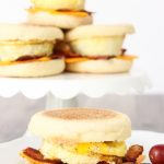 Breakfast Recipes ~ Delicious Breakfast Sandwich