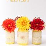 Mason Jar Crafts – Fall Craft Fail