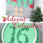 Beautiful DIY Reuseable Advent Calendar