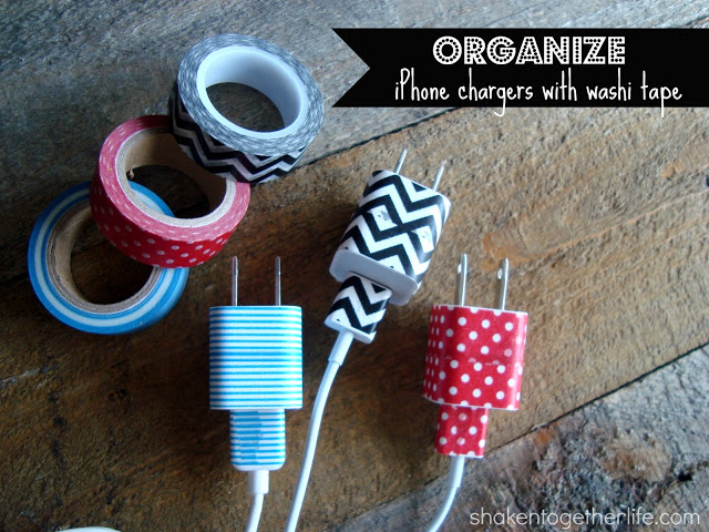 Love all these great ideas to organize my house and my life. I am excited to try some of these and feel more organized!