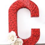 Gorgeous Rose Ribbon Valentine's Day Wreath
