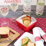 Delicious and Easy Appetizer Ideas for Valentine's Day
