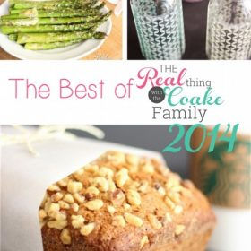 The Best of The Real Thing with the Coake Family 2014