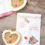 Easy to Make Cute Valentine's Day Treat Bags