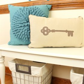 Home Decorating Ideas ~ Giving the Hallway a Little Makeover