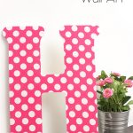 Seeing Dots – Wall Art Perfect for a Teens Room